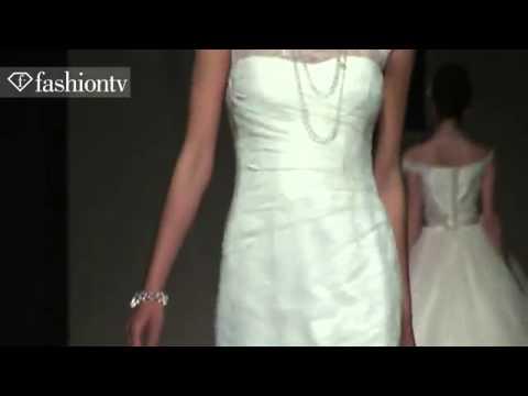 Bridalwear by Alan Hannah 2013  White Gallery Bridal Collections, London _ Bridal Fashion Videos _ f
