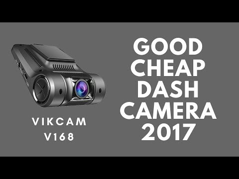Good Cheap Dash Camera 2017
