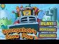 Play Spongebob's Squarepants Snow Plow Game Online - Free Car Games