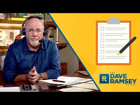 Start Thinking Like Rich People - Dave Ramsey Rant