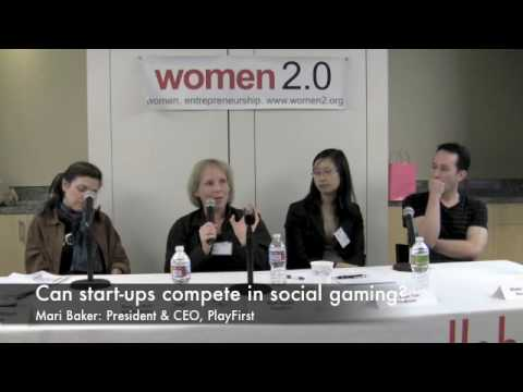 "Women 2.0 ""Social Gaming 101"" Highlights"
