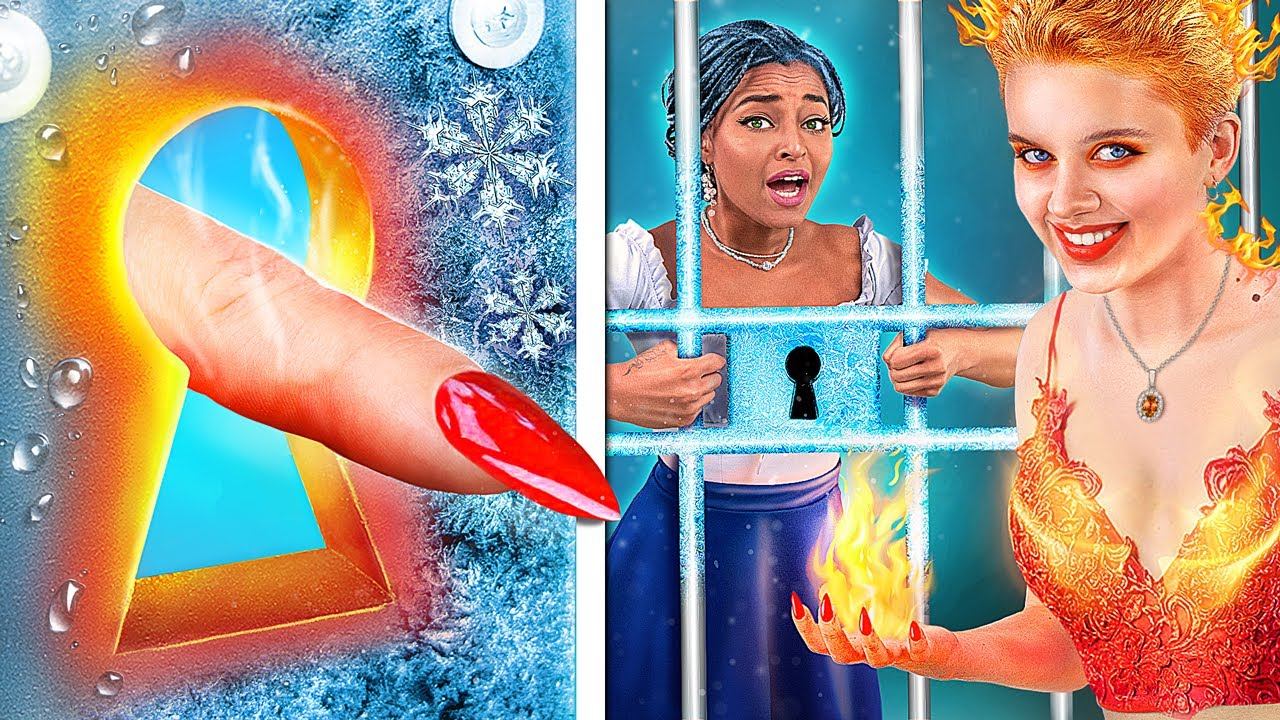 Hot Jail vs Cold Jail / Funny Situations