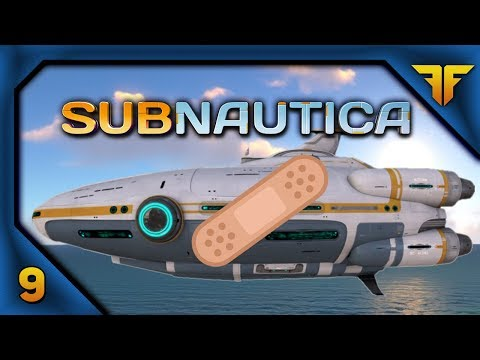 Fury Plays Subnautica | 9 - Healed Aurora, Angry Reaper