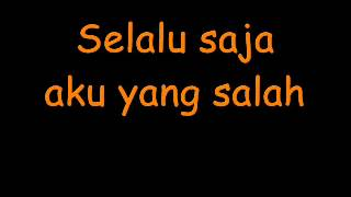 Download lagu Blink Sendiri Lagi with lyric.wmv