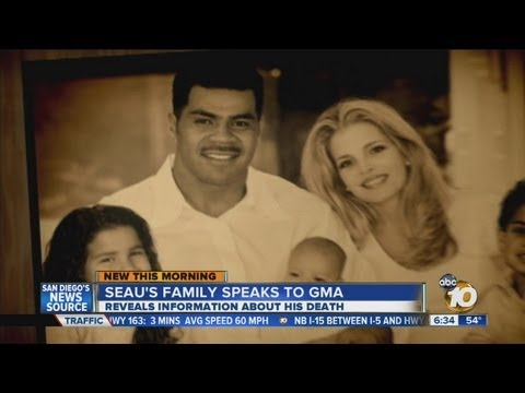 Family reacts to study that found former Chargers Junior Seau suffered from brain disease