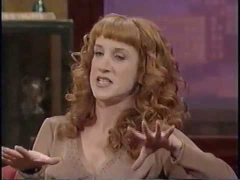 Kathy Griffin on The Martin Short Show
