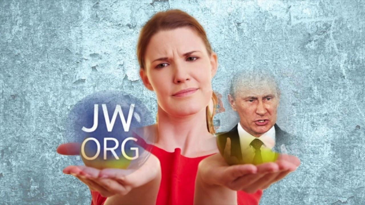 Jehovas Zeugen Russland Der Neue König Des Nordens Youtube