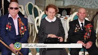Ветеран Великой Отечественной войны Павел Оленченко