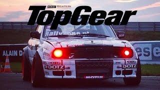 Uczymy się driftować z Kubą Biedrzyckim | BMW | STW Drift Team | TopGear Polska