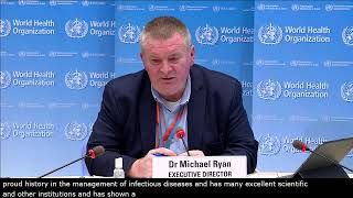 Live from WHO Headquarters - COVID-19 daily press briefing 29 June 2020