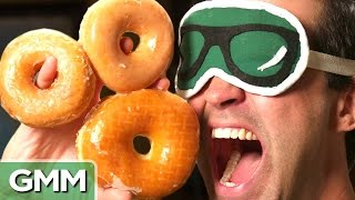 Download Blind Donut Taste Test Mp3 and Videos