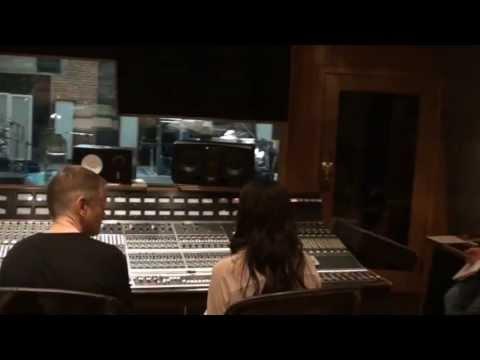 Don't Stop Now - Kelsey Mira - Behind the Scenes at Ocean Studios