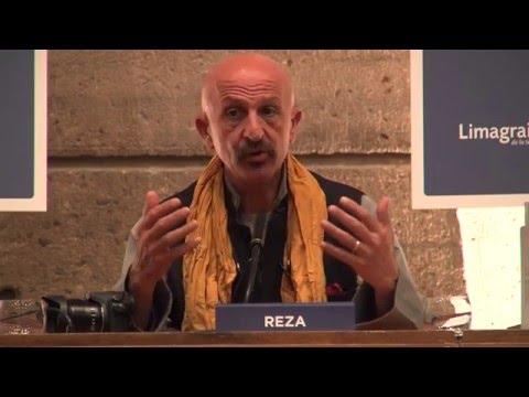 Reza à l'UNESCO pour l'Université de la Terre