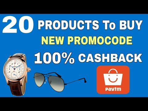 Paytm Mall 20 New Selected Product You Should Buy || 100% Free Product || Tech Rishu