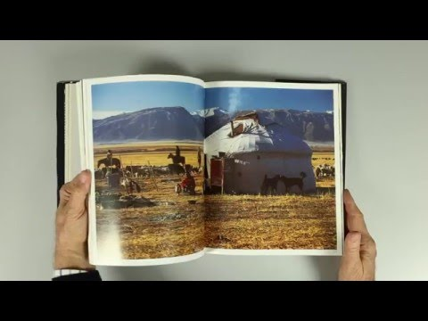 """Kazakhstan"" - A photo book with photos by Art Zamur Dragoljub Zamurovic"