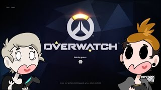 i play overwatch with my gf don t u heckin die on me