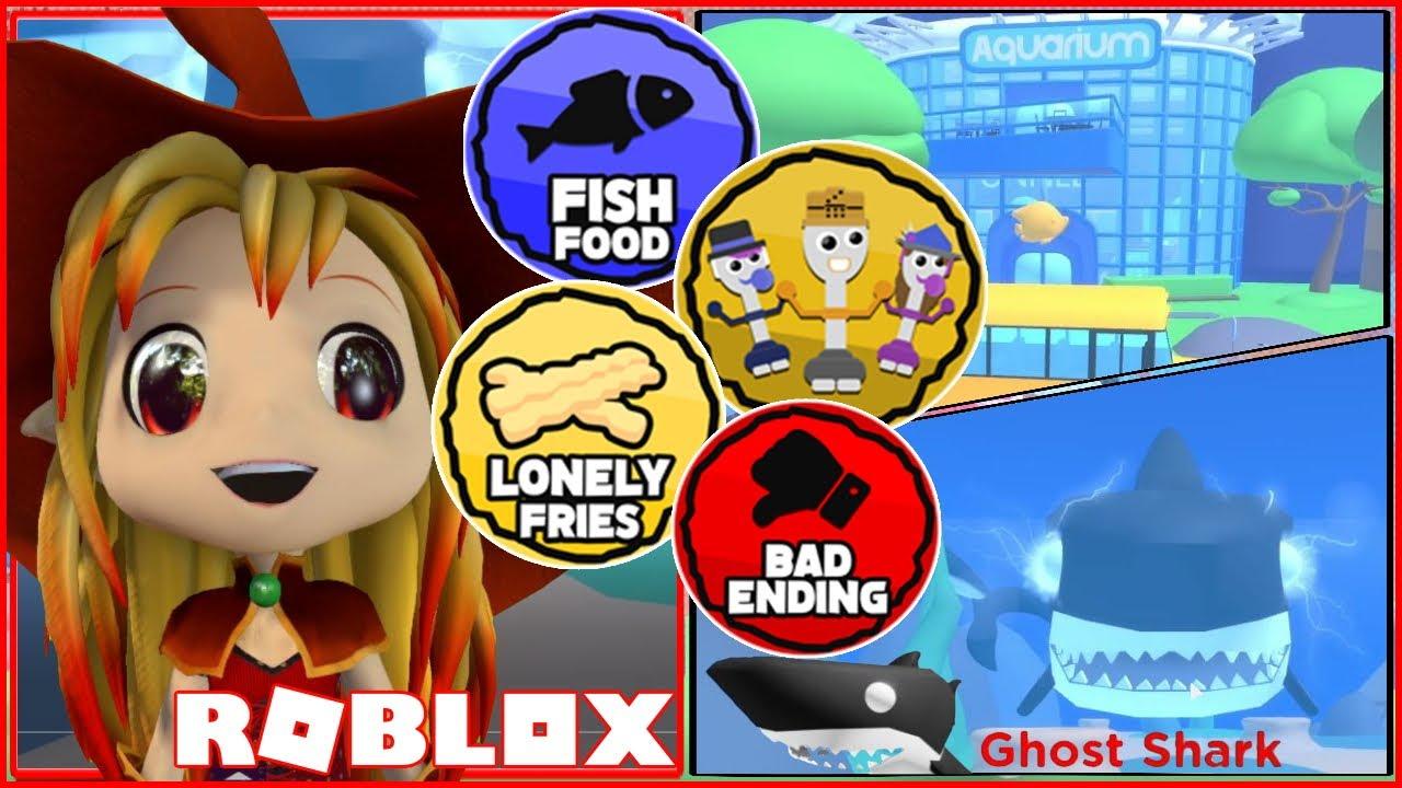 Roblox Aquarium Story Gamelog February 25 2020 Free Blog Directory