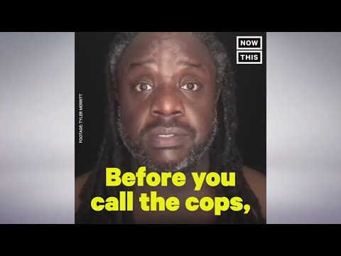 Before You Call the Cops' BLM video goes viral...again - YouTube