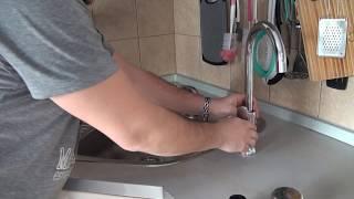 Видео обзор смеситель для кухни ROSSINKA Z35-23U