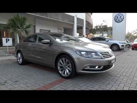 2012 Volkswagen CC 1.8 TSI Sport Start-Up and Full Vehicle Tour