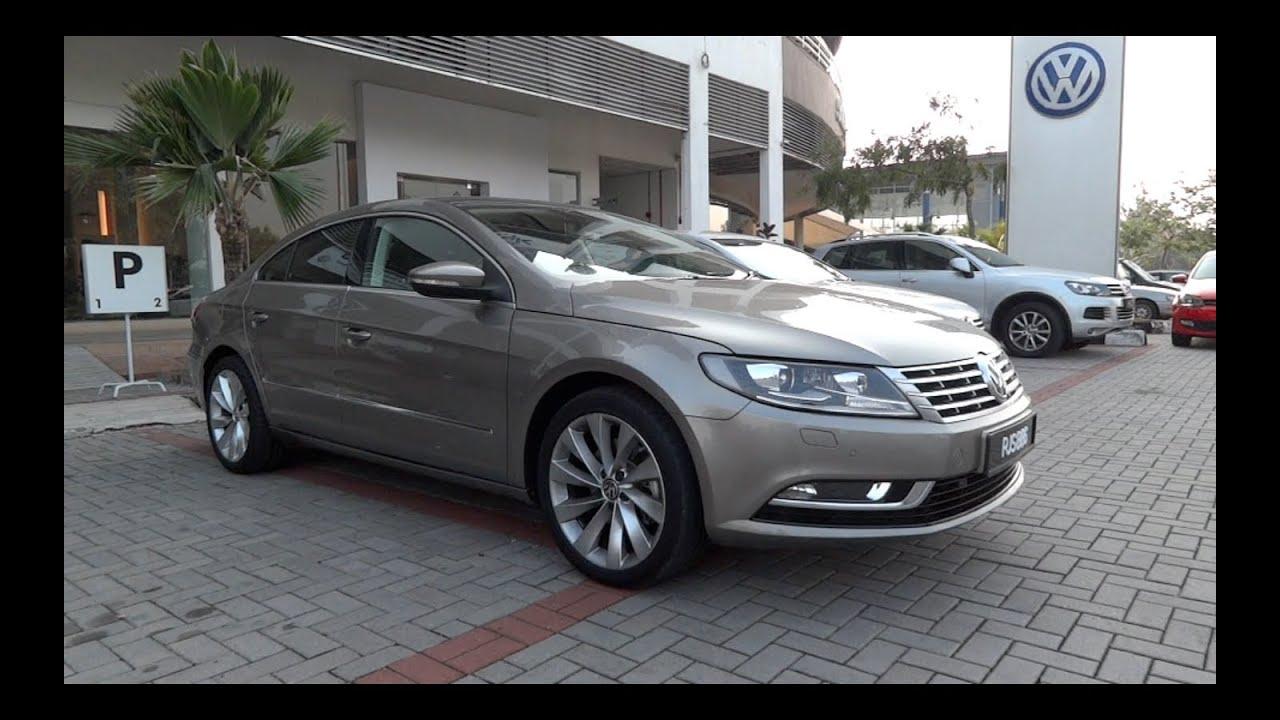 volkswagen cc  tsi sport start   full vehicle  youtube