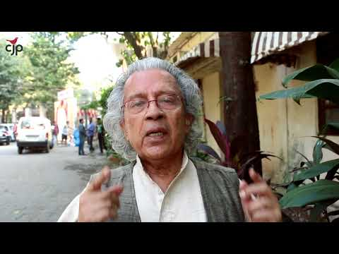 Anil Dharker calls for Peace in Ayodhya