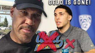 LiAngelo Ball GETS REMOVED FROM UCLA By Lavar Ball!! Homeschool with LaMelo!?!