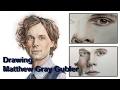 Drawing Matthew Gray Gubler