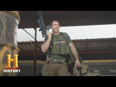 Sniper Loadout | Presented By 5.11 Tactical | History