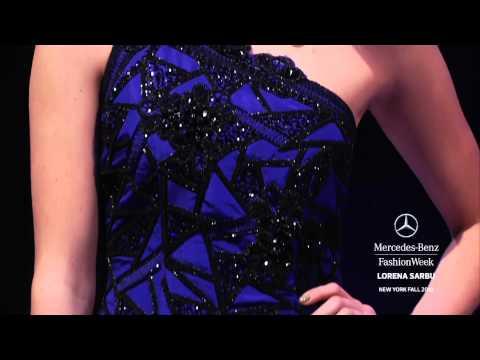 LORENA SARBU - MERCEDES-BENZ FASHION WEEK FALL 2012 COLLECTIONS