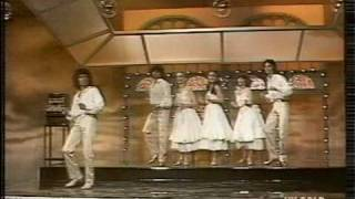 HQ Disco Video Clip - English version of IZHAR COHEN - A Ba Ni Bi  (EUROVISION 1978) (HIGH QUALITY)