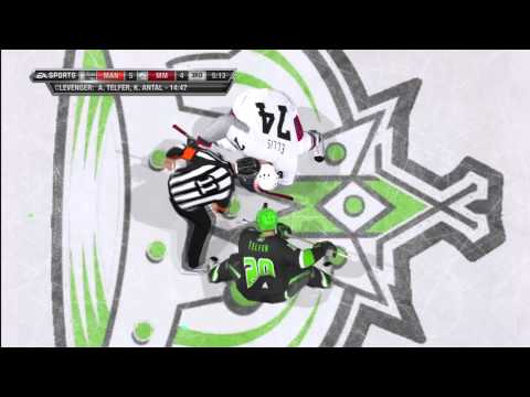 Greatest Comeback and NHL 12 EASHL Thoughts (NHL 11 Gameplay/Commentary)