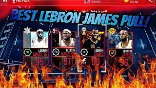 Best LeBron James Pull in NBA LIVE MOBILE!