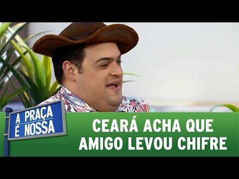 A Praça É Nossa (16/06/16) Ceará acha que amigo está sendo traído