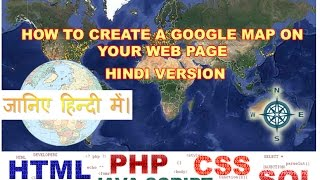 4. How to Create a Google MAP Circle with Help of HTML, Java Script and Google API