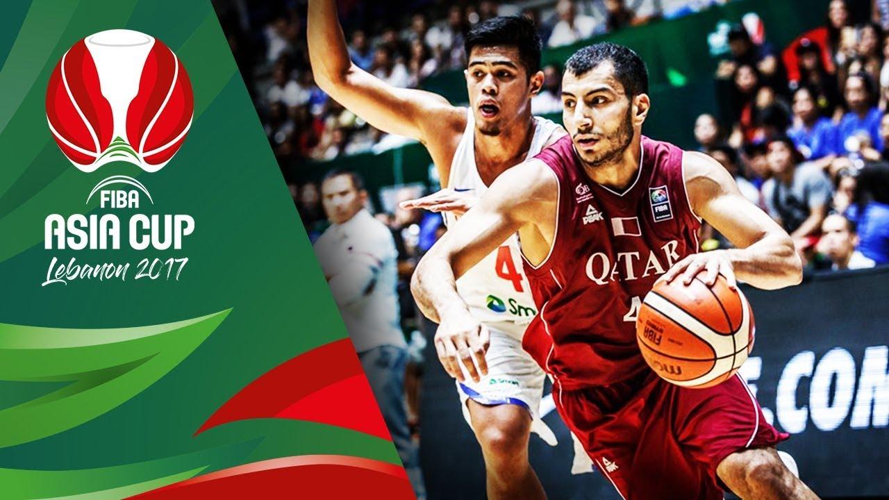 Qatar - Offensive Highlights - FIBA Asia Cup 2017
