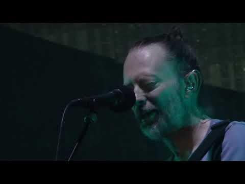 Radiohead Night 1 Fake Plastic Trees Live TD Garden Boston MA July 28 2018