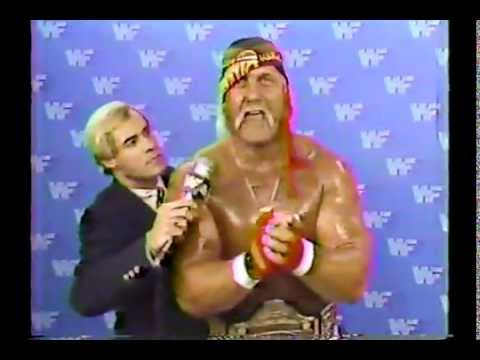Best Promos - Hulk Hogan