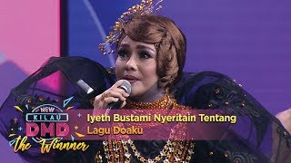 Download Iyeth Bustami Nyeritain Tentang Lagu Doaku - Kilau DMD The Winner (6/11) Mp3