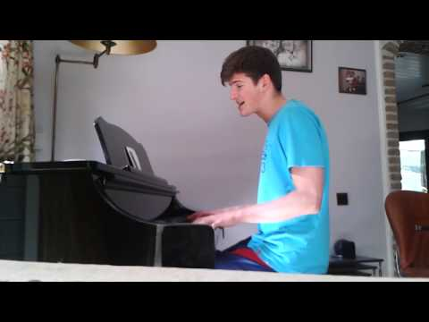 Watsky - The One (cover)