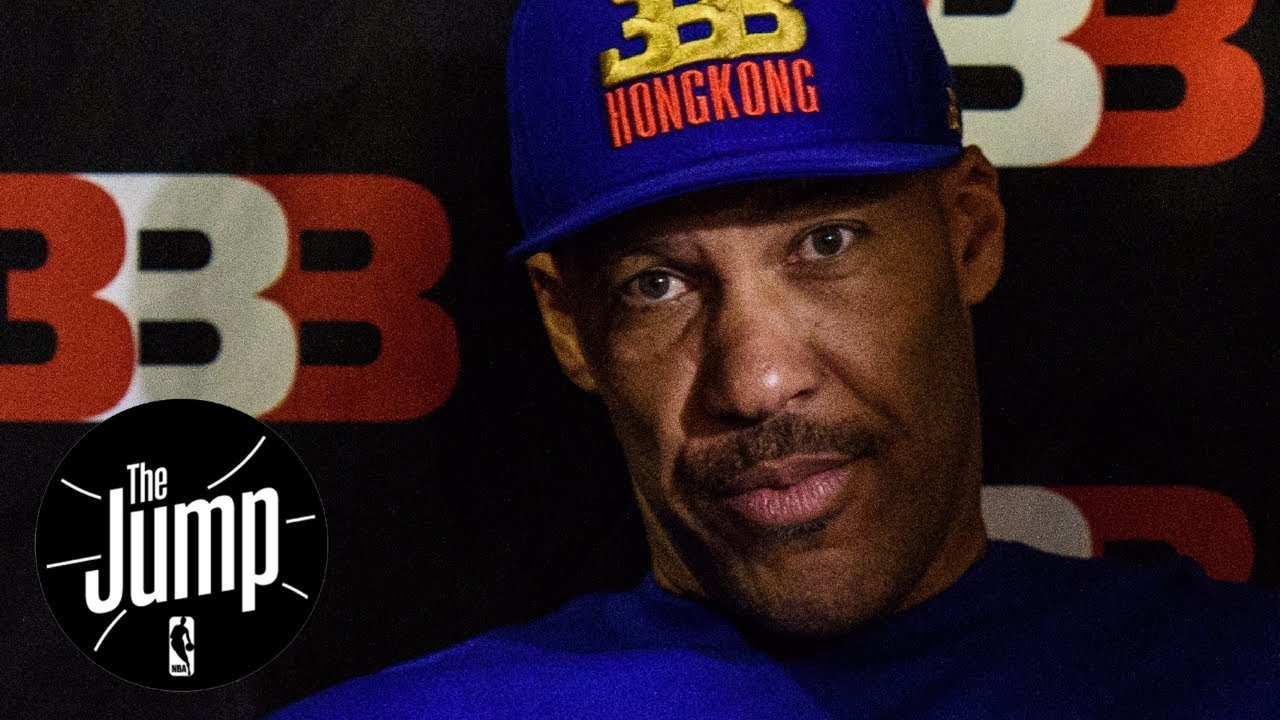 Reaction to LaVar Ball criticizing Lakers  coaching   a40566764771