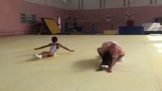 Хусейн Халилов гимнаст
