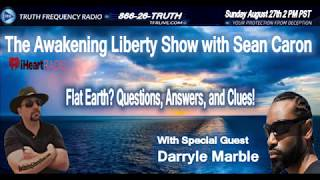 The Sun is the Smoking Gun Flat Earth 101 with Darryle Marble (Mirrored)