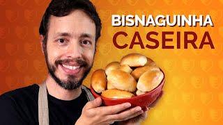 Bisnaguinha Caseira – Mais Gostosa