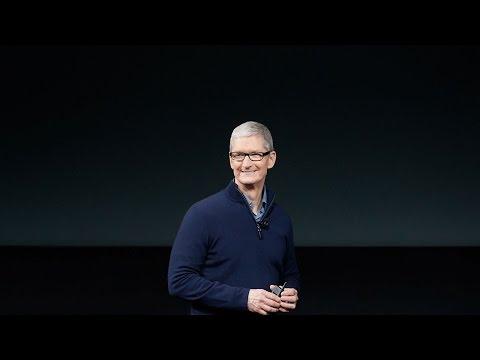 Apple Conférence Spéciale Octobre 2016
