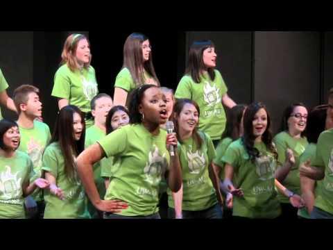 Lady Killer (Kreesha Turner) - UW A Cappella Ensemble