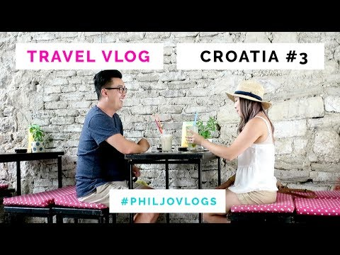 CROATIA VLOG #3 - In love with Split & Hvar