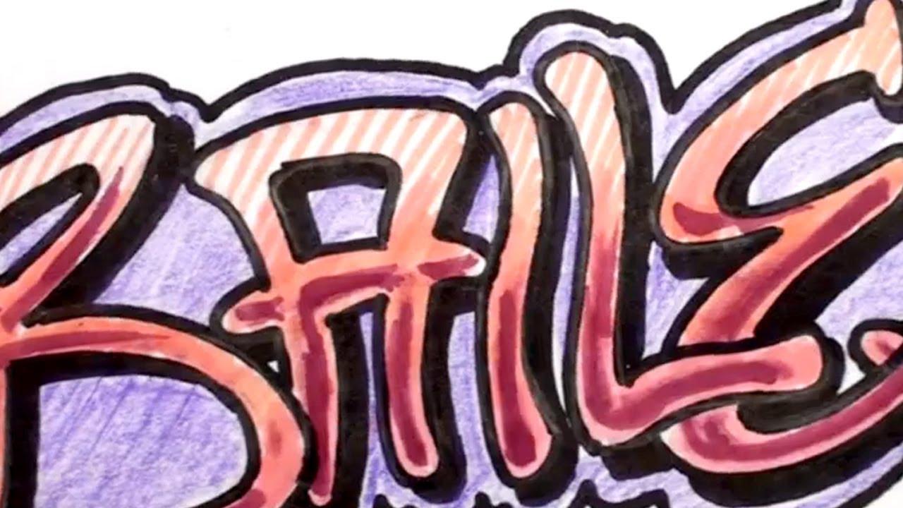 Cool Ways Write Your Name Graffiti