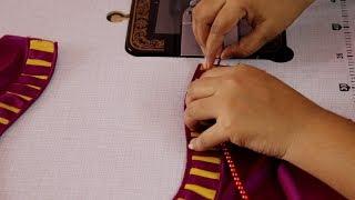 Trendy Fashion Blouse For SIlk Saree