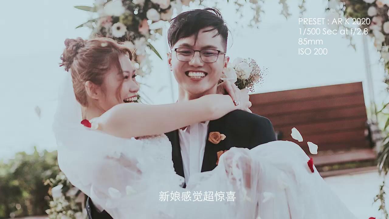 摄影师角度 - 如何拍摄海边婚礼 ROM Garden Wedding Photographer
